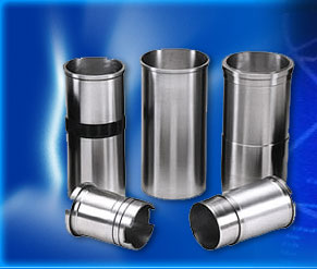 CYLINDER LINERS & SLEEVES, AUTO & DIESEL ENGINE